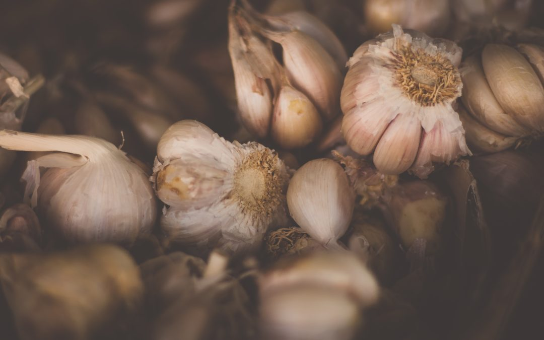 Garlic and other things …